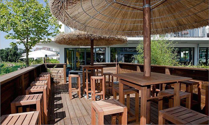 Outdoor Mobel Gastronomie ~ Strohschirme für hotellerie gastronomie in outdoor h r
